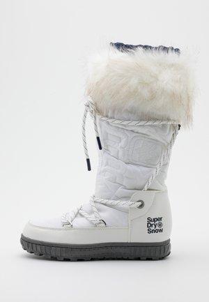 Bottes de neige - white