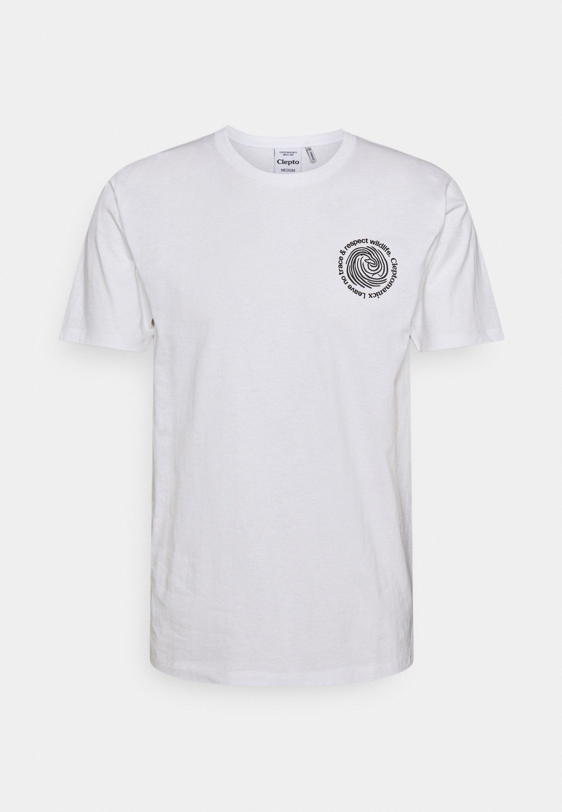 Homme FINGERPRINTS - T-shirt imprimé