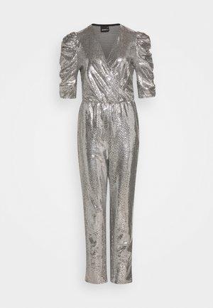 LOIS - Jumpsuit - silver