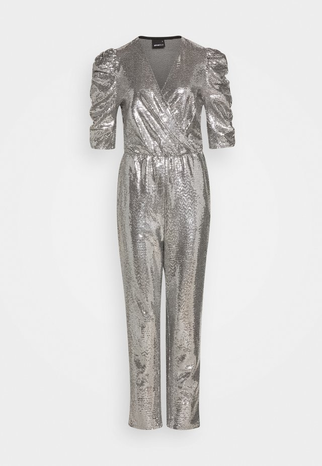 LOIS EXCLUSIVE - Overall / Jumpsuit /Buksedragter - silver