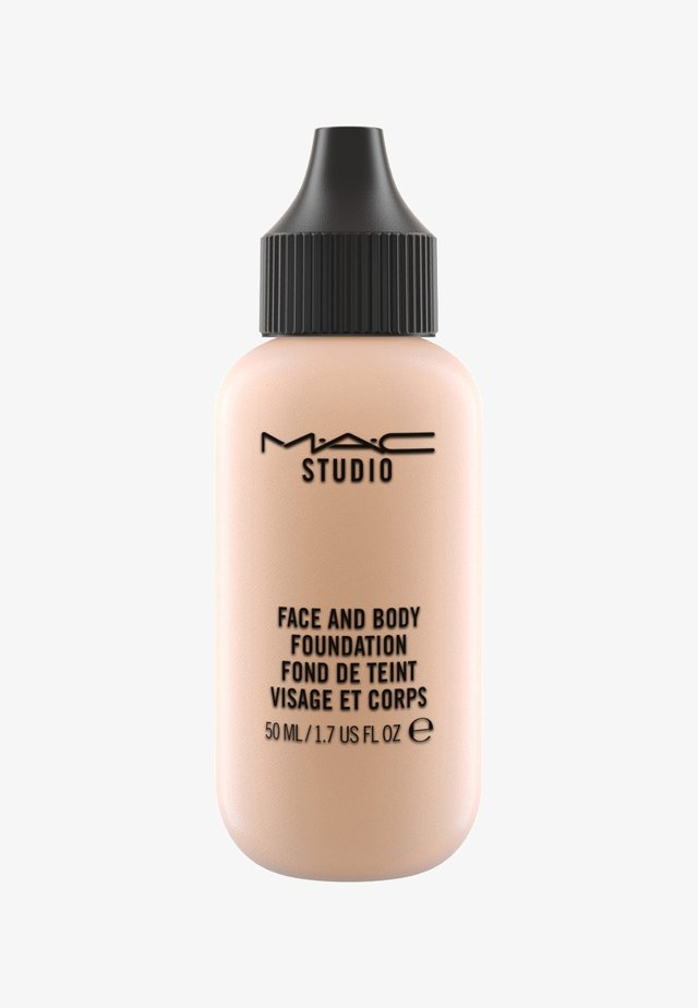 STUDIO FACE AND BODY FOUNDATION 50ML - Foundation - N3