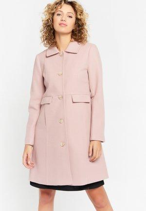 Manteau classique - nude pink