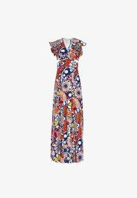 Manila Grace - Maxi dress - indaco - 2