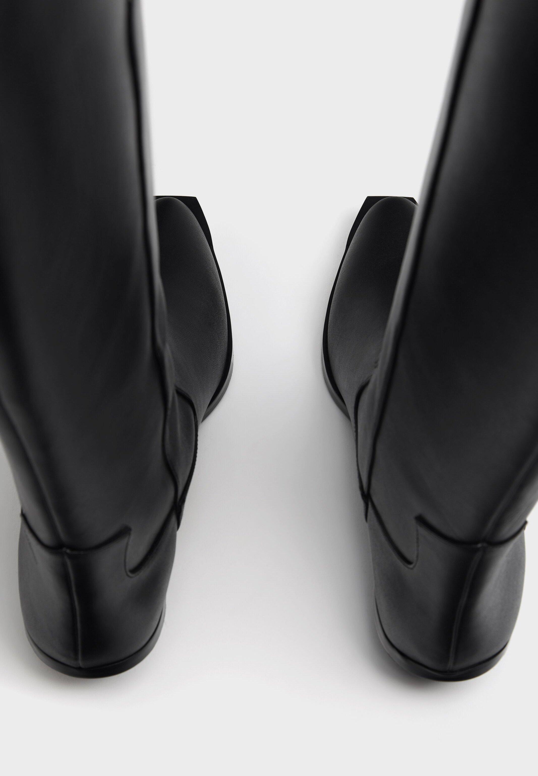 Klassiska stövlar black
