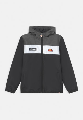 ARNET - Light jacket - dark grey marl/black