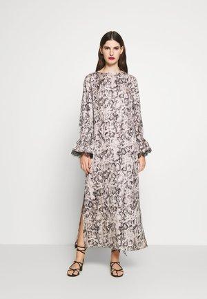 DAKOTA DRESS - Maxi dress - snake natural