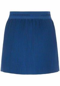 J.LINDEBERG - Pleated skirt - midnight blue - 5
