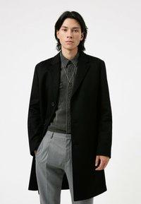 HUGO - MALTE - Classic coat - black - 4