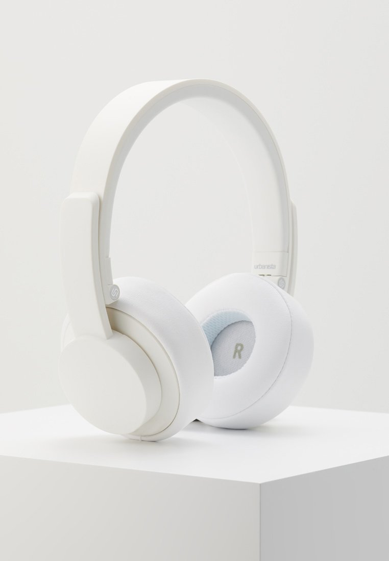 Online Outlet Urbanista SEATTLE BLUETOOTH - Headphones - fluffy white | women's accessories 2020 KuEg9