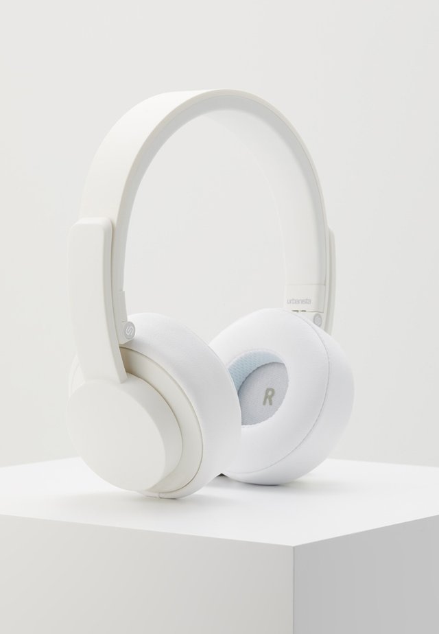 SEATTLE BLUETOOTH - Headphones - fluffy white