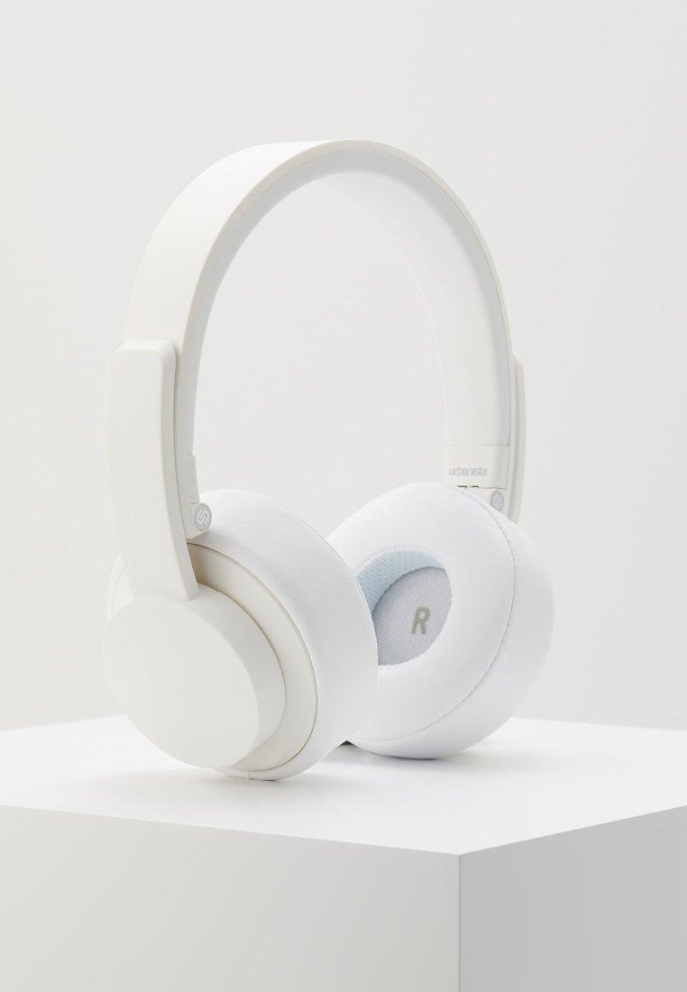 Urbanista - SEATTLE BLUETOOTH - Headphones - fluffy white