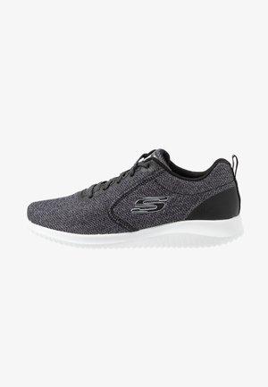 ULTRA FLEX - Sneaker low - black/white