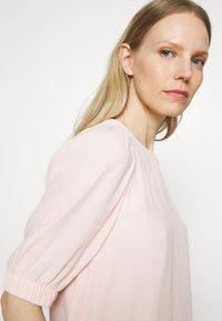 Marks & Spencer London - PLAIN PUFF SLEEVE - Basic T-shirt - light pink - 3