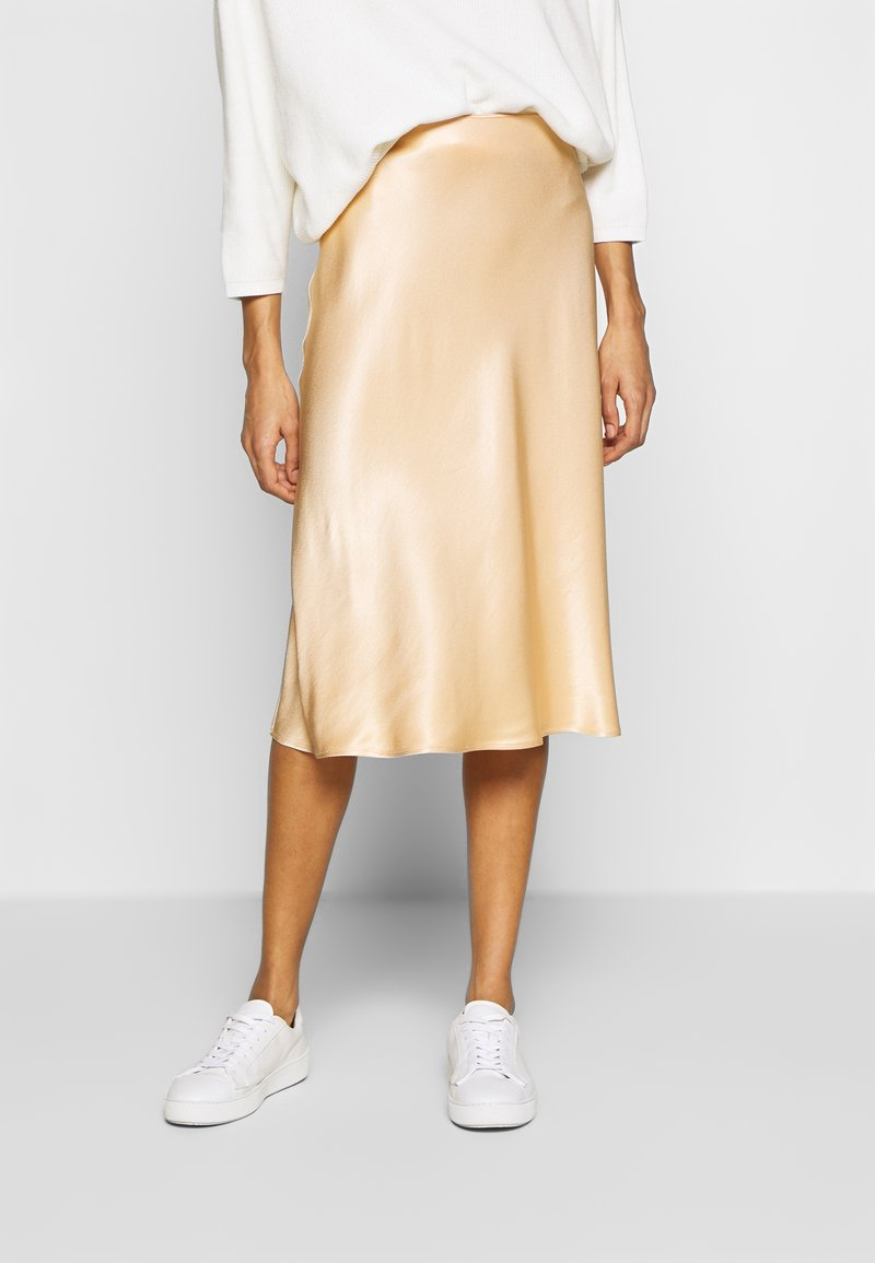someday. - ODILE - A-line skirt - mellow cream