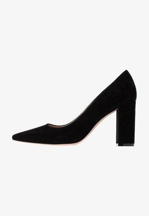 INES CHUNKY - High heels - black