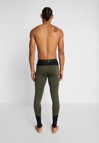 Nike Performance - Tights - cargo khaki/black - 4