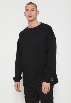 VALENTIN - Bluza - black