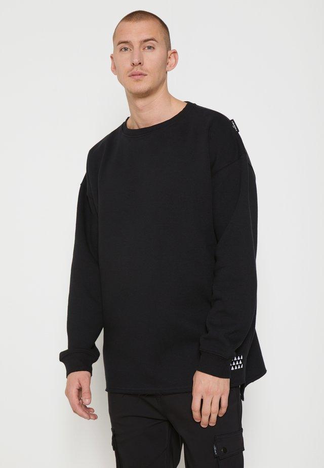 VALENTIN - Sweatshirt - black