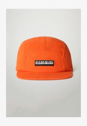 Cap - orangeade