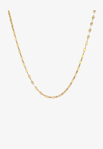 BASIC DESIGN - Necklace - gold