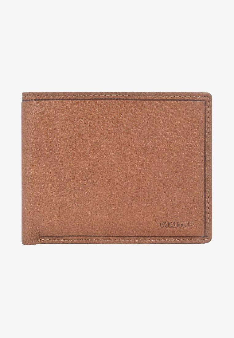 Maître - GRUMBACH GALBERT   - Wallet - brown
