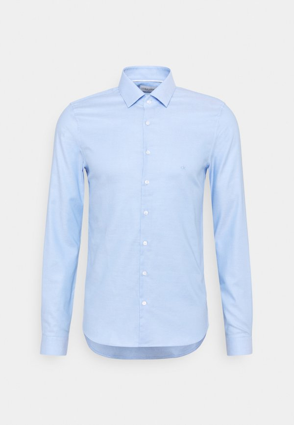 Calvin Klein Tailored EXTRA SLIM FIT - Koszula - light blue/jasnoniebieski Odzież Męska QUEG