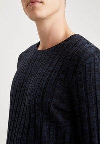 DeFacto - Stickad tröja - indigo - 2