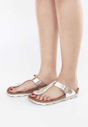 Pool shoes - silber