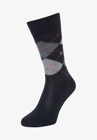 PRESTON - Socks - marine