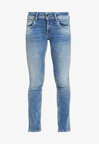 Pepe Jeans - SATURN - Straight leg jeans - denim light used - 3