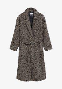 Mango - FOX - Classic coat - schwarz - 7