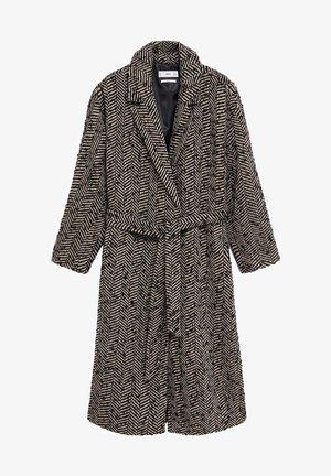FOX - Classic coat - schwarz
