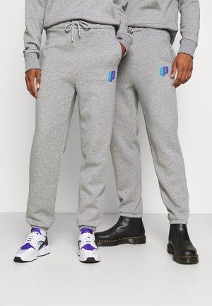 PRINCE UNISEX - Teplákové kalhoty - grey marl