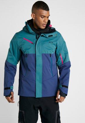 CRESCENT JACKET - Snowboard jacket - balsam