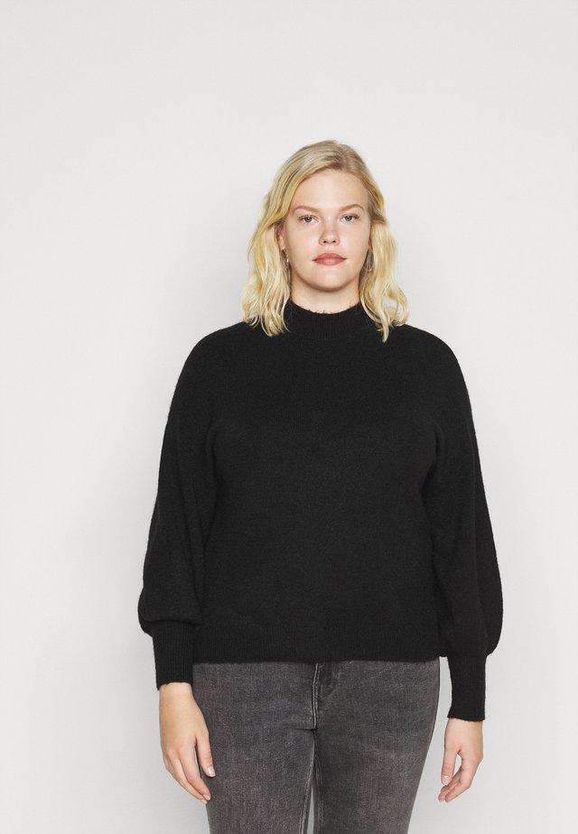VMSIMONE HIGHNECK - Jersey de punto - black