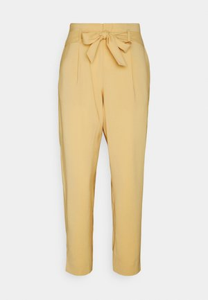 ANDREASZ PANTS - Trousers - fall leaf
