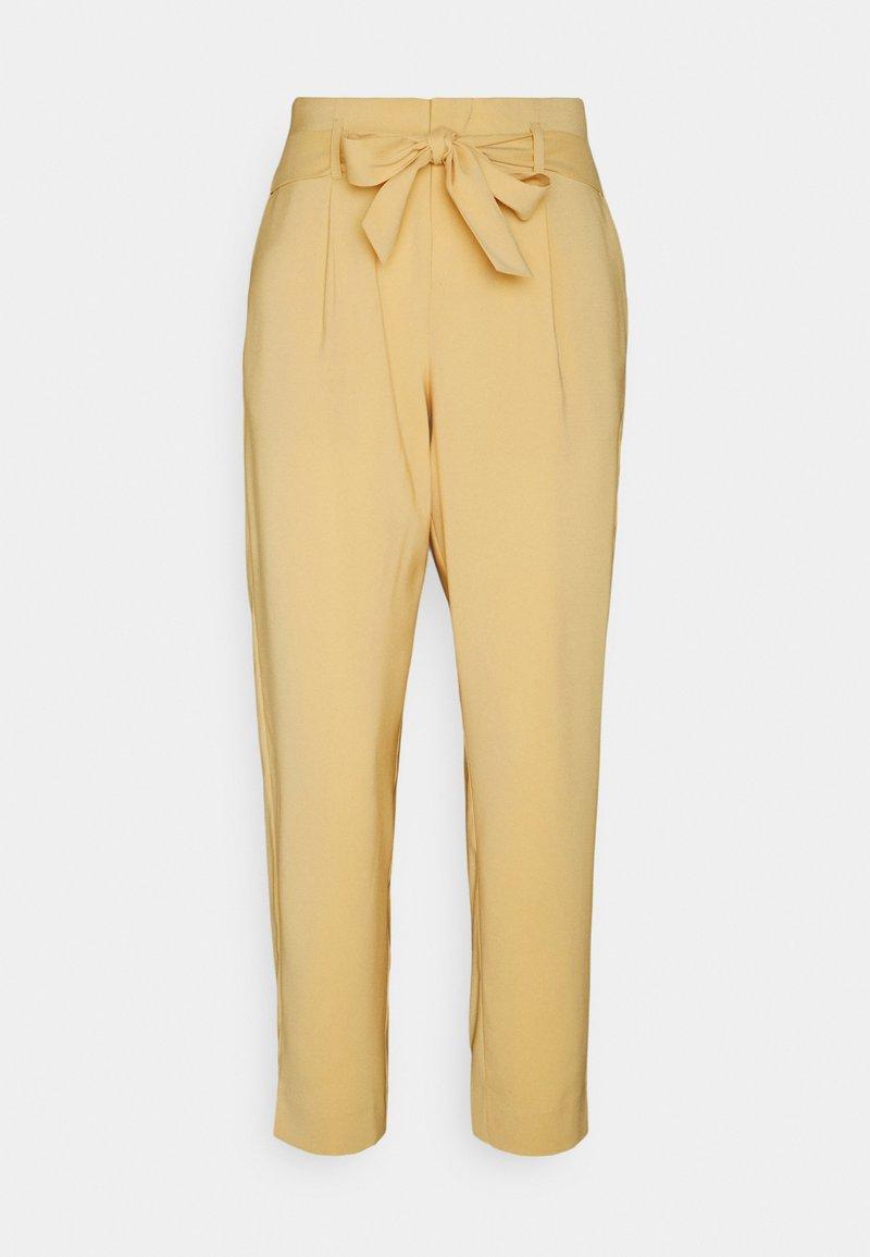 Saint Tropez - ANDREASZ PANTS - Trousers - fall leaf