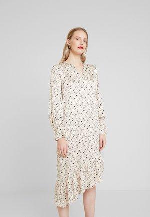 HANNA - Day dress - cement