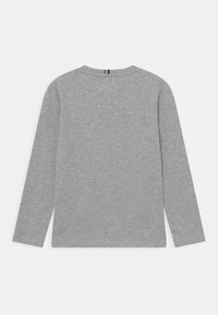 Tommy Hilfiger - ESSENTIAL TEE UNISEX - Long sleeved top - light grey heather - 1