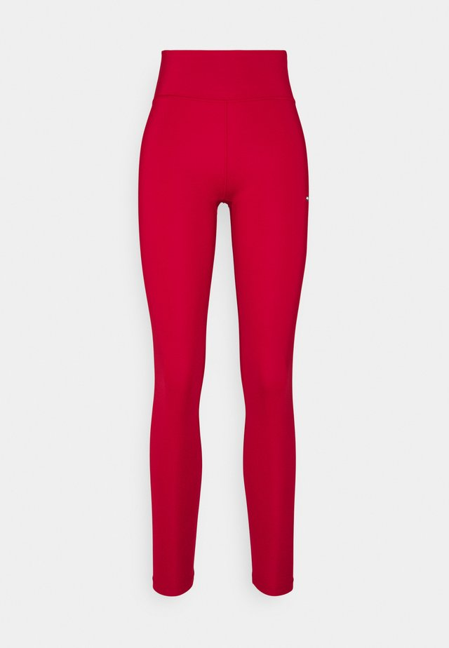 LEGGING - Collants - red