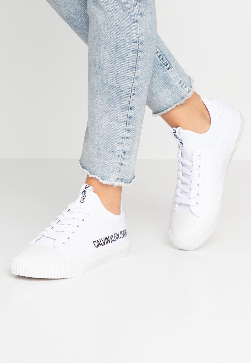 Calvin Klein Jeans - IANTHA - Trainers - white