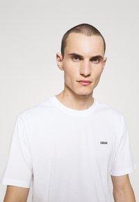 HUGO - DERO - T-shirt - bas - white - 3