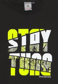 Retour Jeans - ROBYN - T-shirt print - black - 3