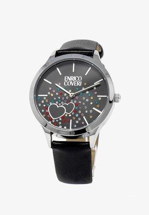 CRYSTAL - Horloge - black