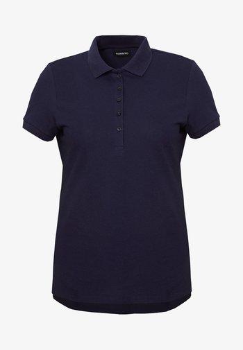 BASIC POLO - Camiseta estampada - evening blue