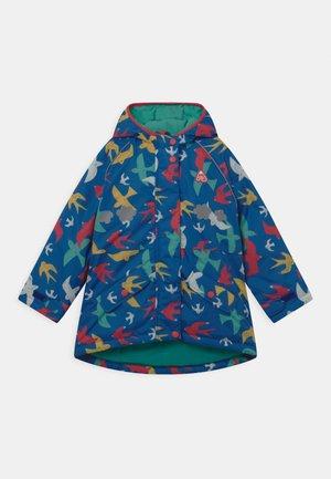 EXPLORER WATERPROOF COAT UNISEX - Winter jacket - blue