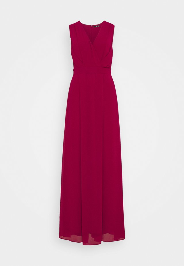 NEENA MAXI - Occasion wear - mulberry