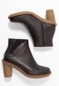 El Naturalista - TRIVIA - Ankle boots - black - 3