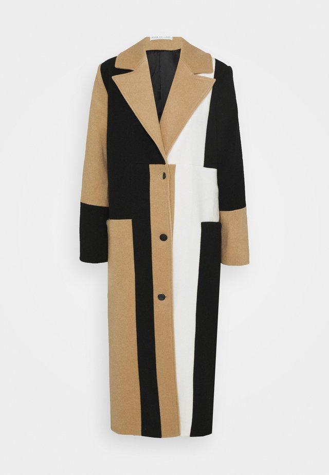MAGDA - Cappotto classico - brown