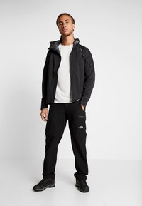 The North Face - M FLIGHT FUTURELIGHT JACKET - Giacca hard shell - black - 1